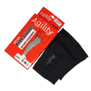 AGILITY KNEE LONG – BLACK