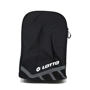 SHOES BAG LOTTO – BLACK