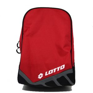 SHOES BAG LOTTO – RED