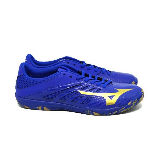 3ee0c8349c MIZUNO BASARA 103 SALA – BLUE GOLD – Sporthouse Store