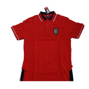 BALI UNITED THIN STRIPE POLO – RED