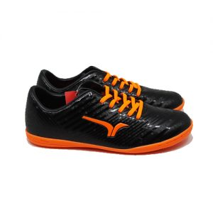 CALCI FUSION ID – BLACK/ORANGE
