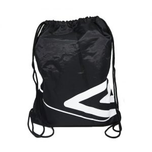 PRO TRAINING GYMSACK – BLACK WHITE
