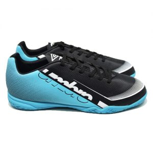 UMBRO VELOCE II IC – BLACK/WHITE/BLUE FISH