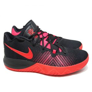 NIKE KYRIE FLYTRAP – BLACK/RED ORBIT NOIR