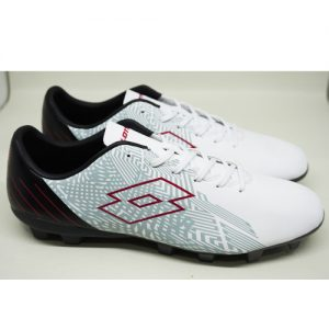 LOTTO BLADE FG – WHITE/JET BLACK/GERANIUM