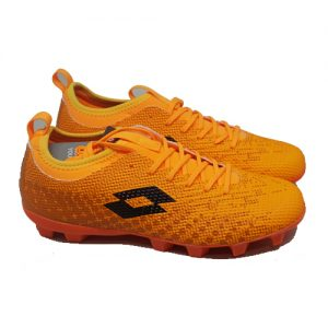 LOTTO SPARK FG – BEAT/ORANGE/BLACK