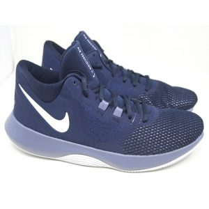NIKE AIR PRECISION II – OBSIDIAN /WHITE-LIGHT CARBON