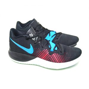 NIKE KYRIE FLYTRAP – BLACK/BLUE HERO/UNIVERSITY RED