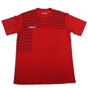 CALCI RABEL JERSEY – RED BLACK