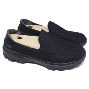 SKECHERS GO WALK 3 53980 – BBK/BLACK