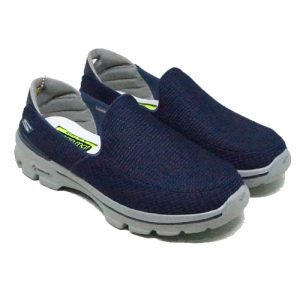 SKECHERS GO WALK 3/5 3980 – NAVY/GREY