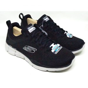 SKECHERS SPORT EQUALIZER – BLACK GREY