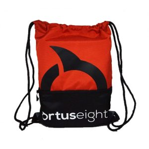 STRINGBAG ORTUSEIGHT – BLACK/ORANGE