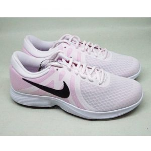 WMNS NIKE REVOLUTION 4 – PALE PINK/BLACK PINK FOAM