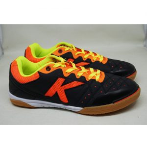 KELME FELINE EVO – BLACK/ORANGE