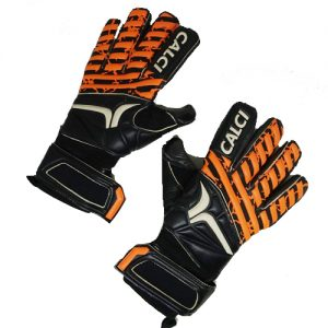 CALCI MAGMA ULTIMA GK GLOVE – BLACK/ORANGE