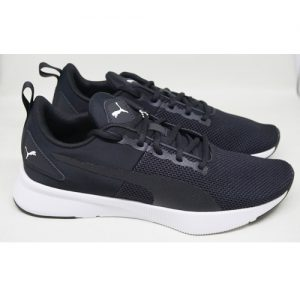 PUMA FLYER RUNNER – BLACK/BLACK/WHITE