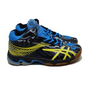 PROFESIONAL MAXIMUS MD – BLACK/TURQUOISE/YELLOW