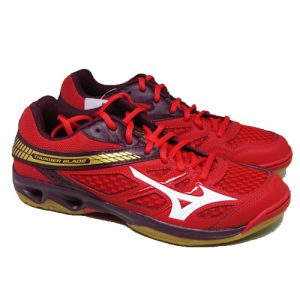MIZUNO – THUNDER BLADE / HIGHT RISK RED WHITE
