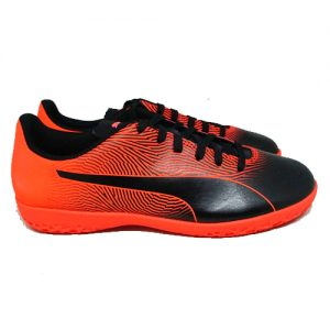 PUMA SPIRIT II IT – PUMA BLACK/NRGY RED