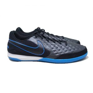 NIKE LEGEND 8 ACADEMY IC – BLACK/BLUE HERO/NOIR HEROS