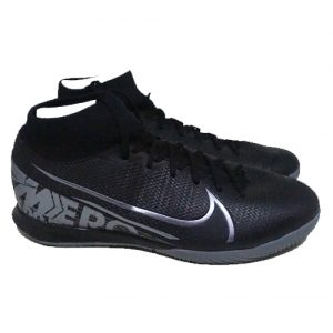 NIKE SUPERFLY 7 ACADEMY IC – BLACK MTLC COOL GREY