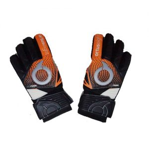 ORTUSEIGHT PROTECTOR GK GLOVES – BLACK ORTRANGE GREY