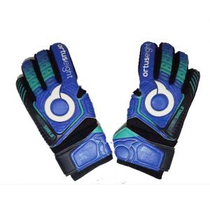 ORTUSEIGHT CONQUEROR GK GLOVES – DEEP BLUE TOSCA WHITE