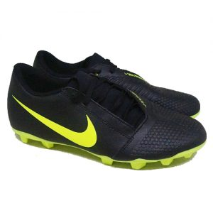 NIKE PHANTOM VENOM CLUB FG – BLACK VOLT