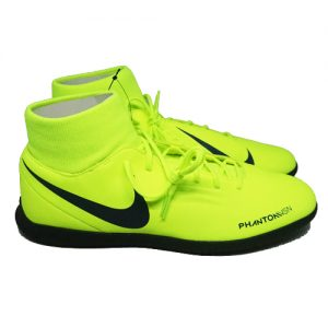 NIKE PHANTOM VSN CLUB DF IC – VOLT OBSIDIAN WHITE