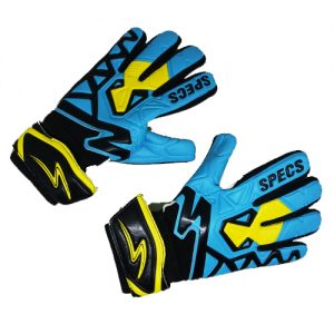SPECS ZIGRAME GK GLOVES – BLU YELLOW