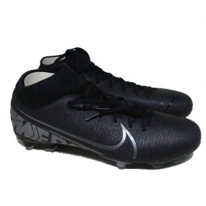 NIKE SUPERFLY 7 ACADEMY FG MG – BLACK MTLC COOL GREY