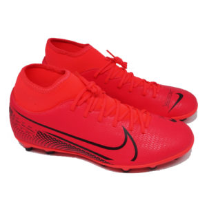 NIKE SUPERFLY 7 CLUB FG MG – LASER CRIMSON/BLACK