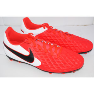NIKE LEGEND 8 CLUB FG/MG – LASER CRIMSON/BLACK WHITE
