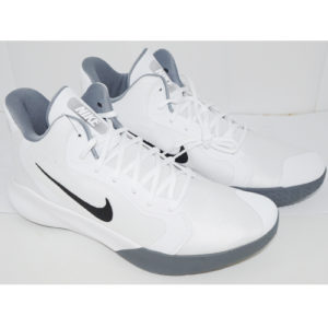 NIKE PRECISION III – WHITE/BLACK