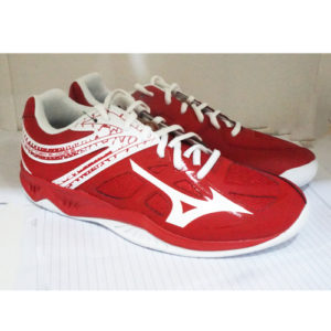 MIZUNO THUNDER BLADE 2 – RED/WHITE/BROWN