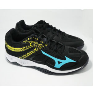 MIZUNO THUNDER BLADE 2 – BLACK/BLUE ATOL/FLASH